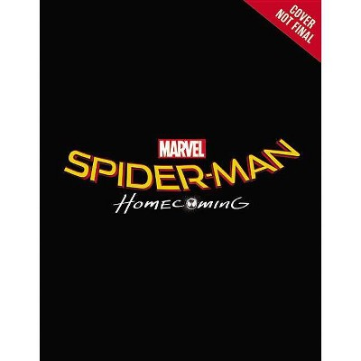 Marvel's Spider-Man Homecoming : The Sticker Book (Paperback) (Justus Lee)