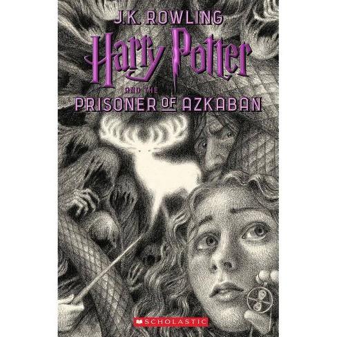 Harry Potter and the Prisoner of Azkaban -  (Harry Potter) by J. K. Rowling (Paperback) - image 1 of 1