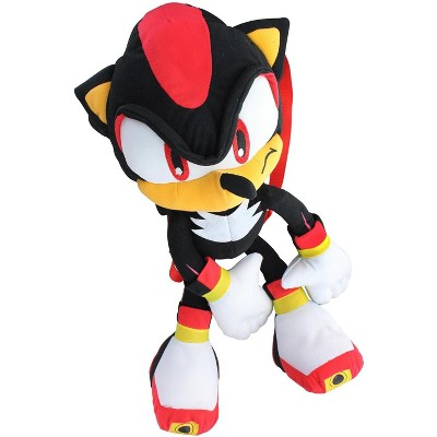 Accessory Innovations Company Sonic the Hedgehog Shadow 17 Inch Plush Backpack