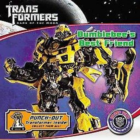 Bumblebee's Best Friend ( Transformers Dark of the Moon) (Paperback) - image 1 of 1