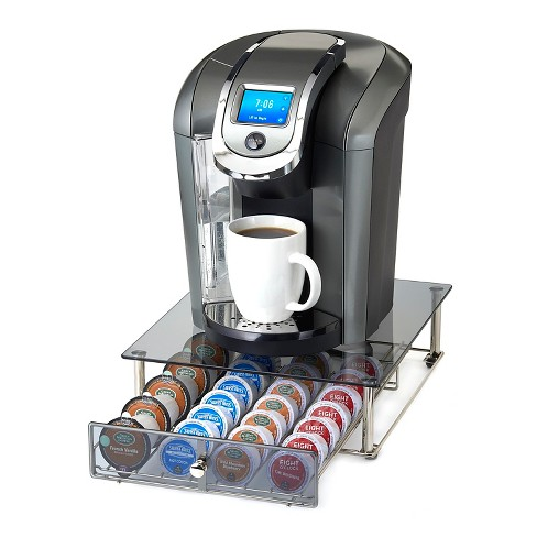 Nifty Glass Top K-Cup Drawer - image 1 of 2