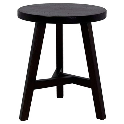Chase End Table Dark Brown - Threshold™
