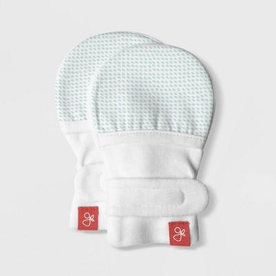 Goumikids Baby goumimitts Drops - Aqua 0-3M