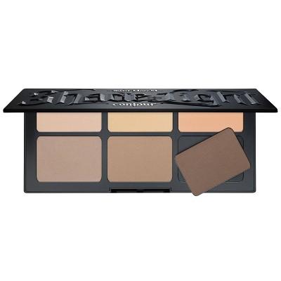 KVD Beauty Shade + Light Refillable Powder Face Contour Palette - 0.72oz - Ulta Beauty