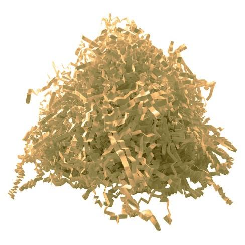 1.50oz Paper Shred Kraft Filler Brown - Spritz™ - image 1 of 1