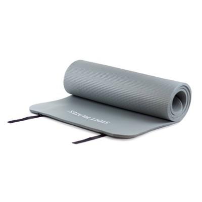 Stott Pilates Express Yoga Mat - Dark Gray (10mm)