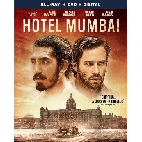 Hotel Mumbai (Blu-Ray + DVD + Digital) - image 1 of 1