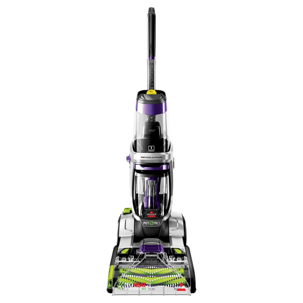 Bissell ProHeat 2X Revolution Pet Pro Carpet Cleaner 1986, Purple