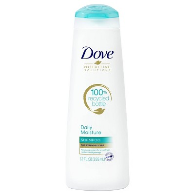 Dove Nutritive Solutions Moisturizing Shampoo for Normal to Dry Hair Daily Moisture