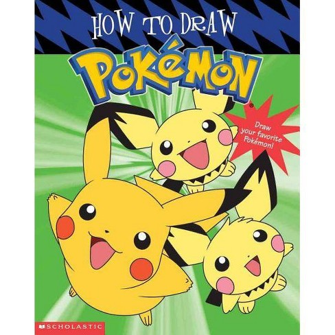 How to Draw Pokemon - (How to Draw (Pb)) by  Tracey West (Hardcover) - image 1 of 1