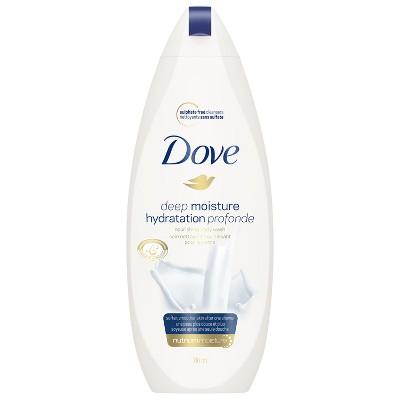 Dove Deep Moisture Body Wash - 22oz
