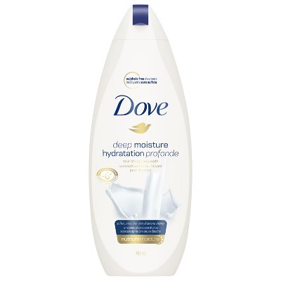 dove shower lotion