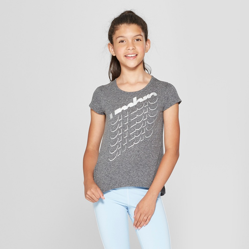 Activewear T-Shirt Umbro Black L, Girl's