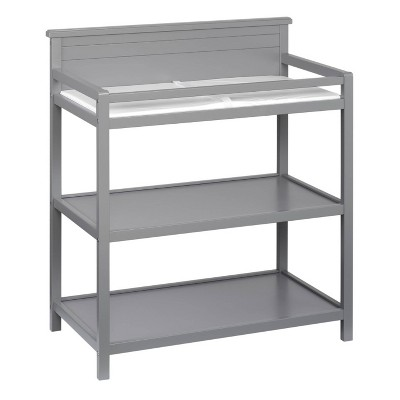 Oxford Baby Emerson & North Bay Changing Station with Changing Pad - Gray