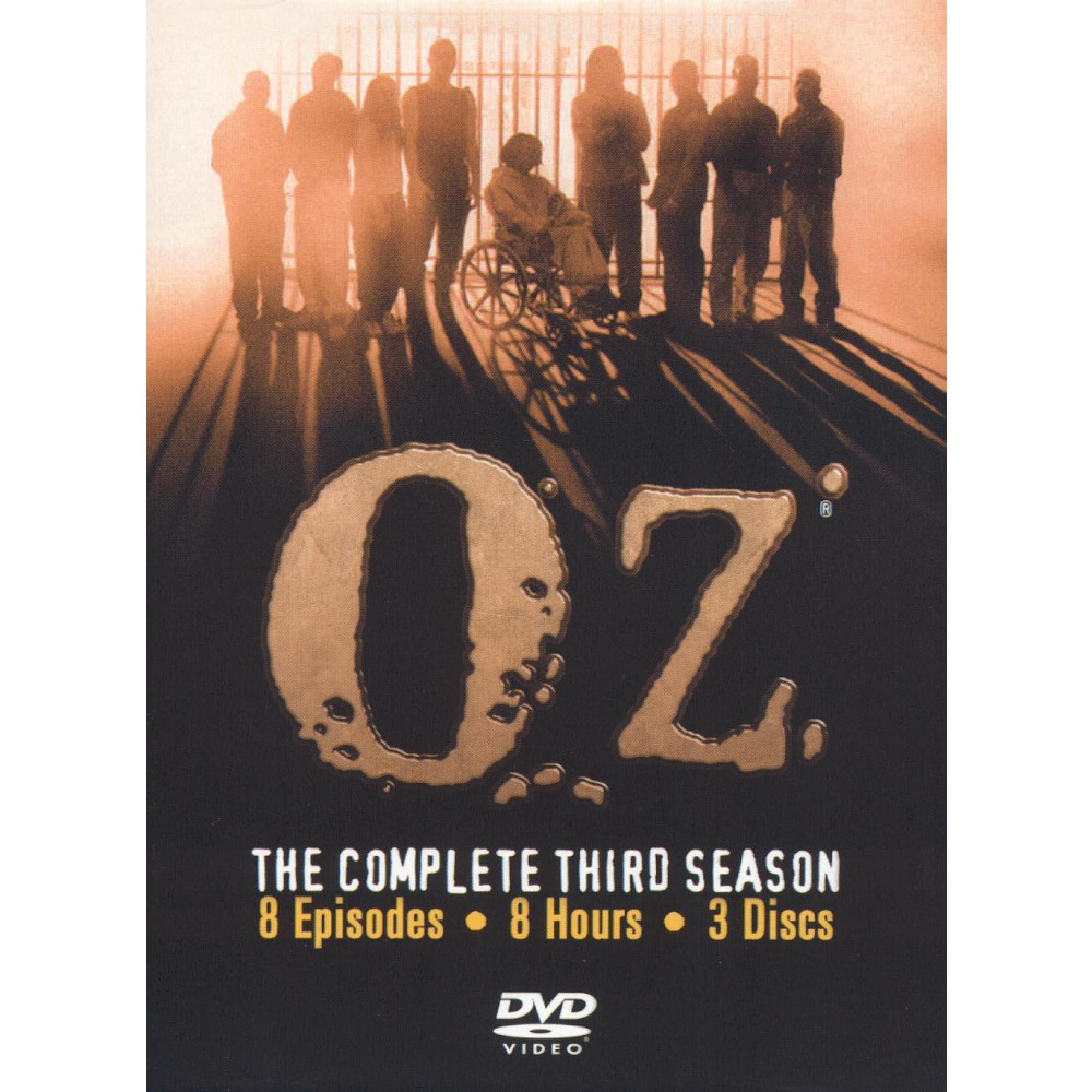 Oz:The Complete Third Season (Dvd)