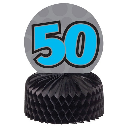 3ct 50th Birthday Centerpiece - image 1 of 1