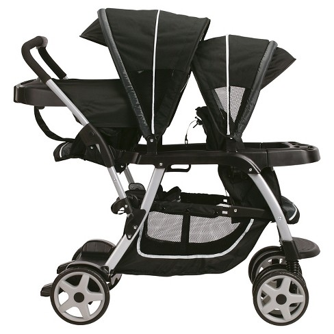 GracoR Ready2Grow Click Connect Double Stroller Target