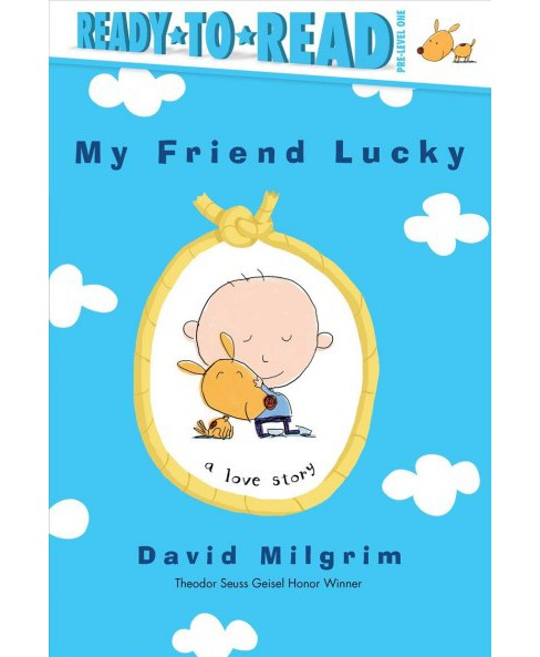 My Friend Lucky (School And Library) (David Milgrim) - image 1 of 1