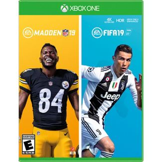 Madden NFL 19 / FIFA 19 Bundle - Xbox One