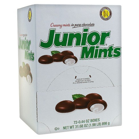 Junior Mints Candy - 0.44oz/72ct - image 1 of 5