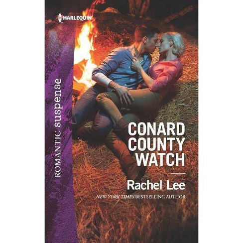 Conard County Watch - (Conard County: The Next Generation) by  Rachel Lee (Paperback) - image 1 of 1