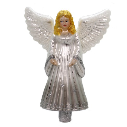 """Tree Topper Finial 7.5"""" Angel Treetopper Europe Heavenly  -  Tree Toppers - image 1 of 2"""