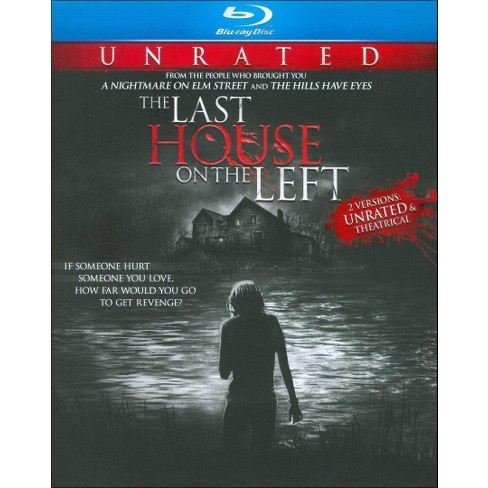 The Last House on the Left [Unrated/Rated Versions] [Includes Digital Copy] [Blu-ray] - image 1 of 1