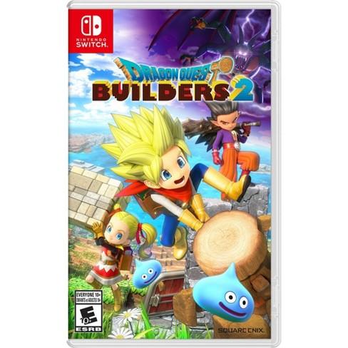Dragon Quest: Builders 2 - Nintendo Switch
