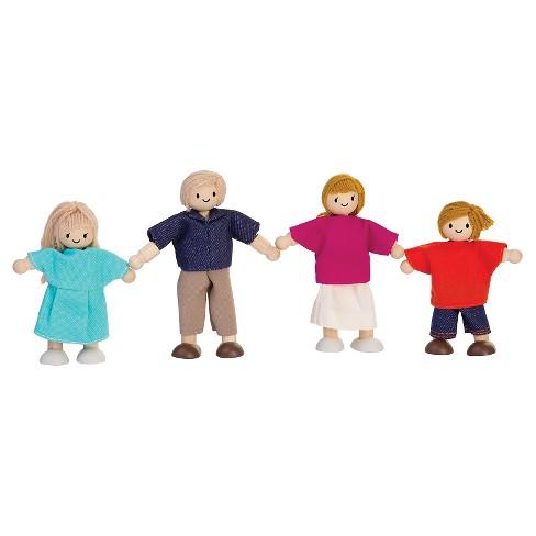 PlanToys Doll Family - European - image 1 of 1