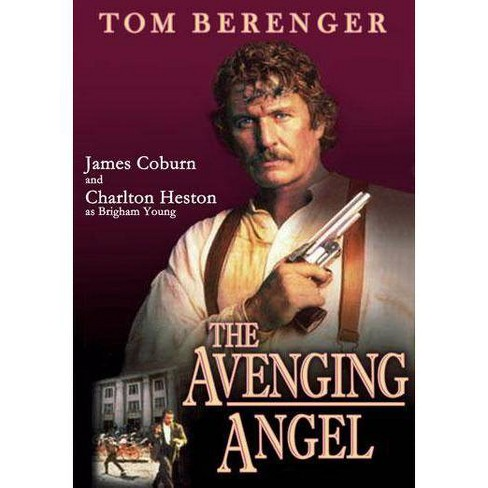 The Avenging Angel (DVD) - image 1 of 1