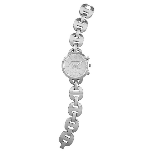 Women's Journee Collection Link Watch - Silver - image 1 of 2