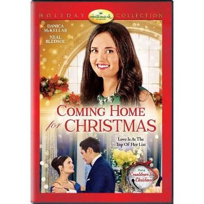 Coming Home for Christmas (DVD)