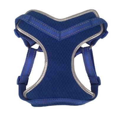 Standard Mesh Comfort Dog Harness - Blue - M - Boots & Barkley™
