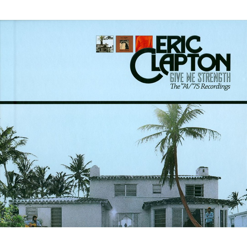 Eric Clapton - Give Me Strength 74-75 (CD)