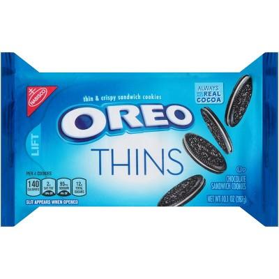 Cookies: Oreo Thins