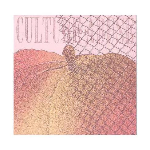Culture Abuse - Peach (slipcase) (CD) - image 1 of 1