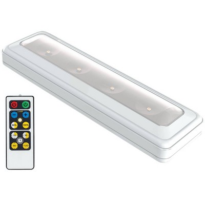 Brilliant Evolution Wireless LED Under Cabinet Light With Remote