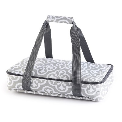 Lakeside Insulated Casserole Carrier with Handle