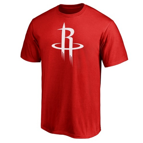 NBA Houston Rockets Men's Monochrome Standard T-Shirt - image 1 of 3