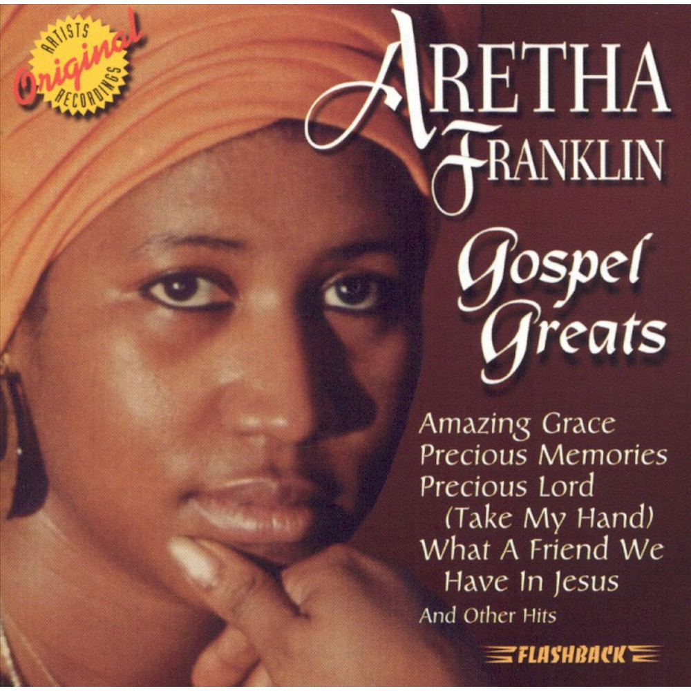 Aretha Franklin - Gospel Greats (CD), None - Dnu