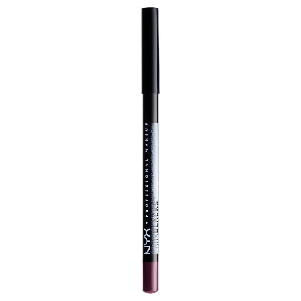 NYX Professional Makeup Faux Blacks Eyeliner  - 0.04oz