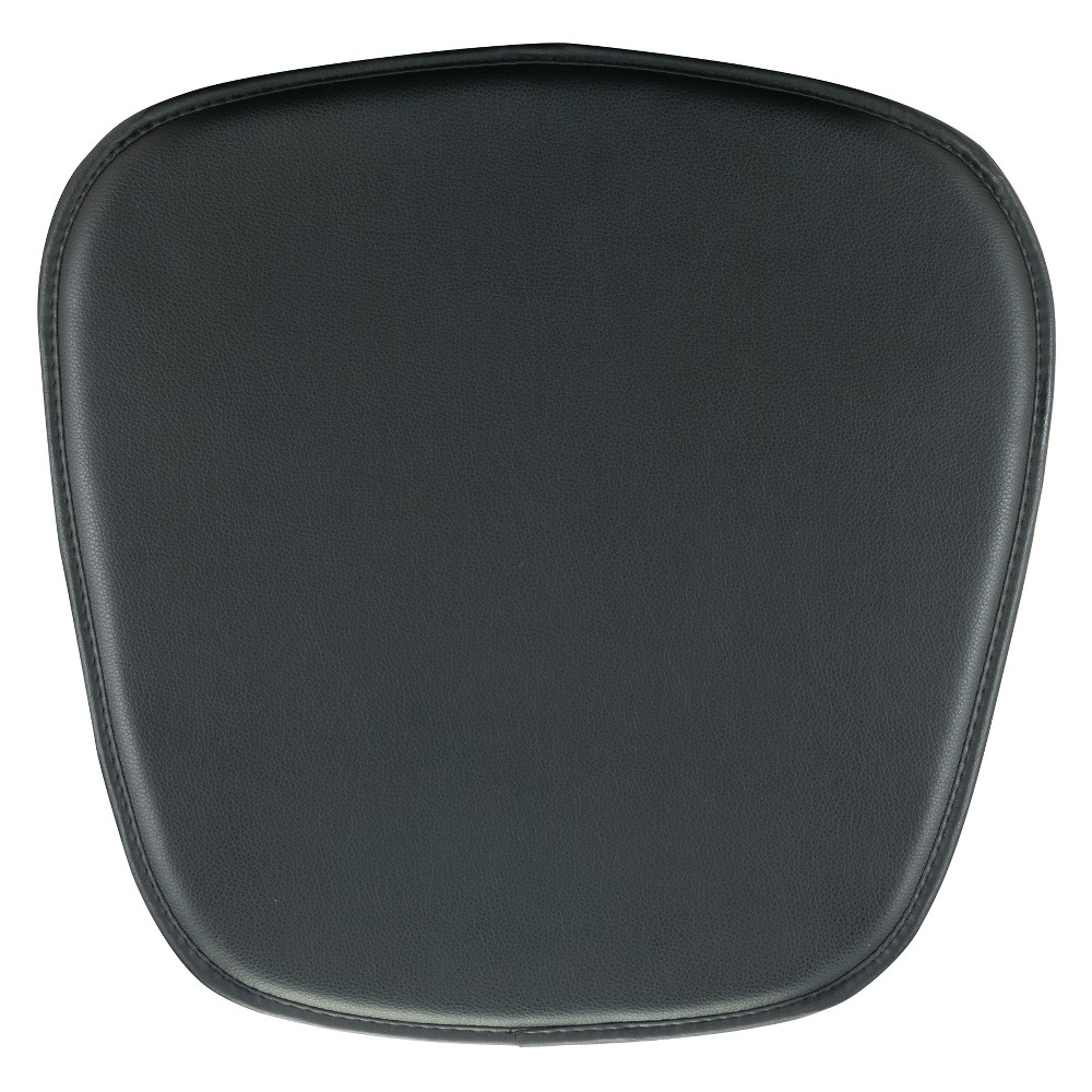 Image of Dining Chair Cushion Black - ZM Home