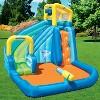 H2OGO! Hydrostorm Splash Kids Inflatable Slide Water Park - image 3 of 8