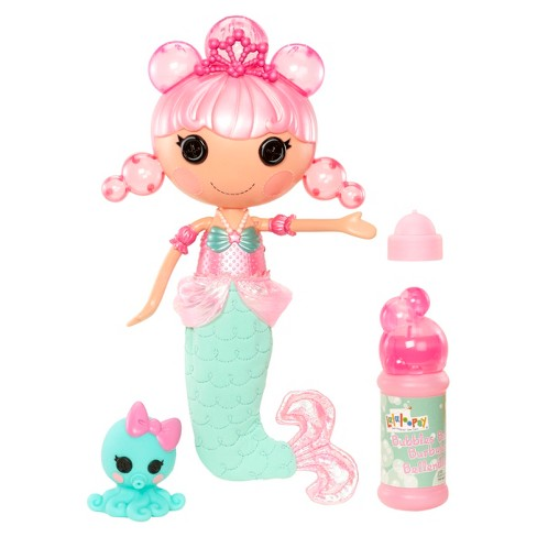 Lalaloopsy Bubbly Mermaid Doll- Pearly Seafoam - image 1 of 3