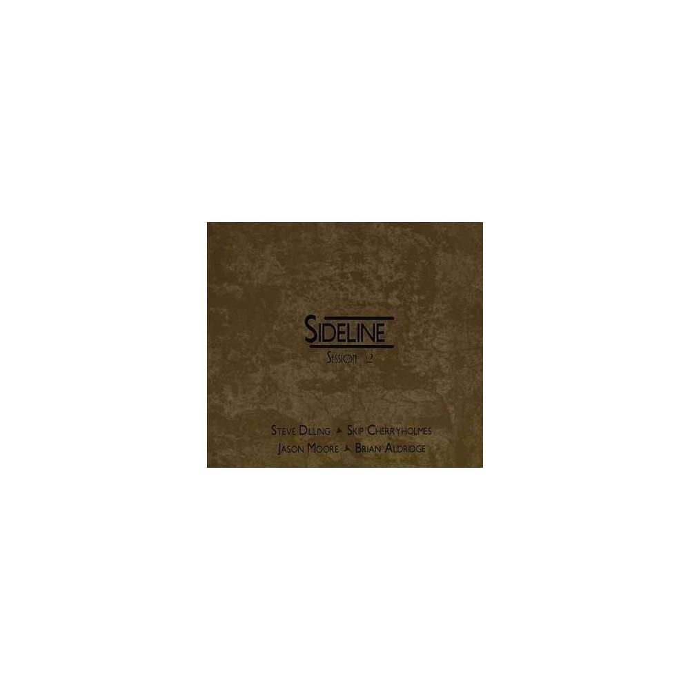 Sideline - Session 2 (CD)