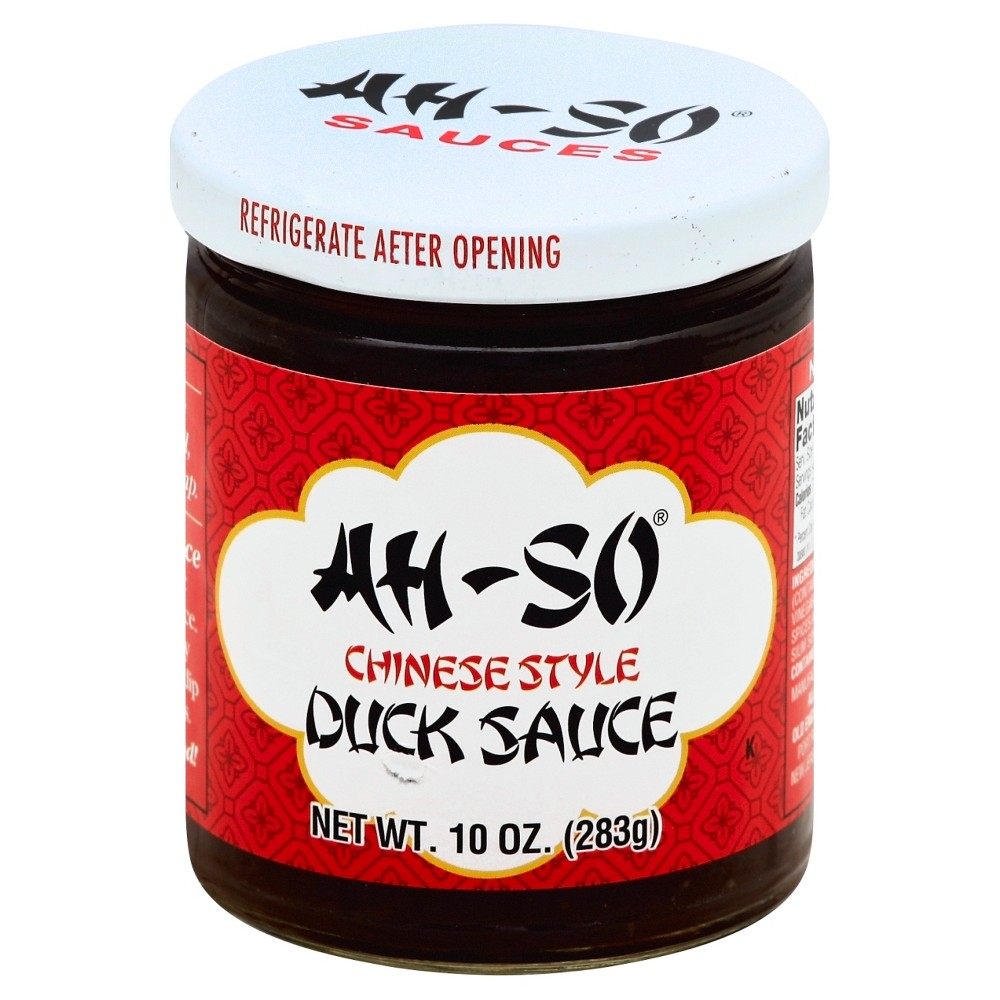Image of Ah So Chinese Style Duck Sauce - 10oz