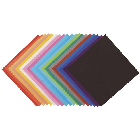 Aitoh Chiyogami Origami Paper Assorted Colors 5-7//8 x 5-7//8 Inches 24 Sheets