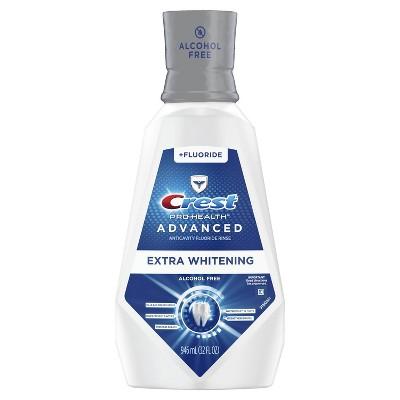 Mouthwash: Crest Pro-Health Advanced Extra Whitening