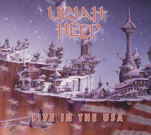 Uriah heep - Live in the usa (CD) - image 1 of 1