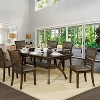 Set of 2 Harper Cushioned Wood Dining Side Chair Walnut - ioHOMES - image 4 of 4